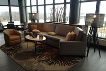 Space To Relax / With its perfect location and spacious floor plans, 2001 Clarendon becomes the perfect Space to Relax.