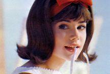 1960's make up and hair