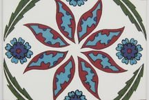 Ottoman and Ottoman Inspired Ceramic Designs / Ottoman and Ottoman Inspired Ceramic Designs