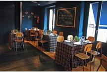 Restaurantes de Madrid / Restaurantes con encanto para comer bien, o barato o las 2 cosas / by Alberto Bandin