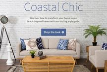 Decor on a Budget | Pinterest / A collection of key trends in home decor and living, for very good value for money.