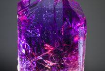 Chrystals, minerals, gemstones...