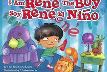 Latino Characters In Children's Books