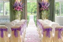 Decorazione sedie matrimonio / Ispirazioni per decorare le sedie alle vostre nozze