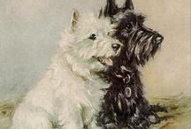 Lucy Dawson and Cecil Aldin