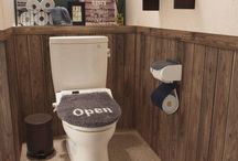 空間トイレ