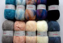 Phildar, grande marque française incontournable / Tout laine et fils à tricoter de la marque Phildar