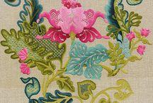 Embroidery - Crewel / by Maribel Mendoza