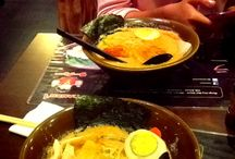 Ramen / Delicious ramen w/bestfriend