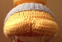 Crochet Wigs, Hats & Hair