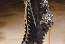 Victorian Boots and Ladies Fashion Shoes