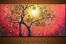 Trees / Tree art and Creations