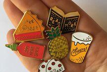 Cute pins