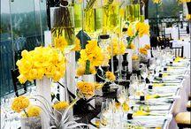 Floral & Decor - Yellow