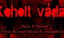 Live Vampire / Live vampire games on Budapest