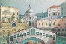 libri per bambini su Venezia
