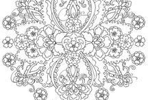azulejos e coloring pages