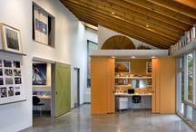 home ideas : barn doors