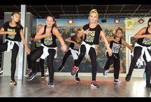 kids exercise/dance