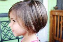 capelli bimba