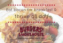 Motivation / by Burgers' Smokehouse