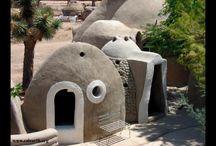 ORGANIC ARCHITECTURE | SUPER ADOBE | EARTHBAG | ECOTECTURE