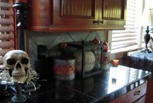 20 Interior Design Kitchen Halloween Decorating Ideas / 20 Interior Design Kitchen Halloween Decorating Ideas
