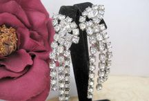 Wedding jewelry, gloves and gifts