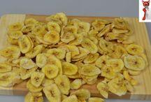 250 gr Bananenchips