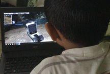 Kehidupan anak dan keseimbangan teknologi / Perlu adanya pengawasan