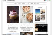 Food websites references
