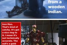 Marvel Universe & Other Geek