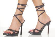 high heels / shoe