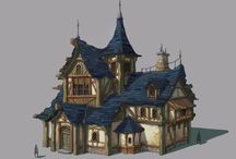 game houses