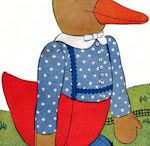 Cloth Doll Patterns - Ducks