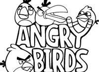Angry Birds / by Chris Ford