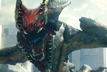 Kaijus e outras Monstruosidades