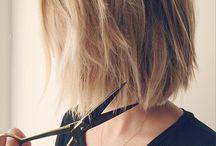 New haircut inspo fall 2015
