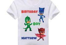 Pj Masks Birthday Party