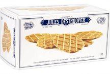 Biscuits JULES DESTROOPER / Les biscuits Belges Jules Destrooper sont des biscuits de qualités et authentiques, fabriqués à partir d'ingrédients naturels et à base de beurre. www.chockies.net
