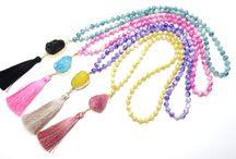 Bohemian Long necklace