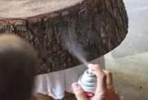 Crafty ideas - wood