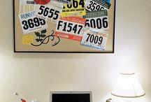#Deco para Runners / Las mejores ideas #deco para corredores / by RunFitners