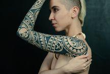 Magnificent tatoos