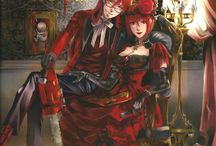 Grell x Madame