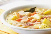 soupe paysanne aux haricots blancs