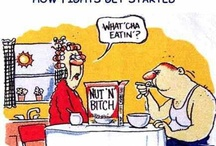 FUNNIES / by Cindy Cochran-Clift