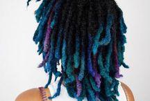 Medium Loc Hairstyles For Women