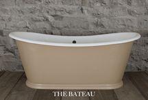 Original Baths / Original and restored Cast Iron baths