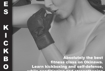 Ladies kickboxing / by Danielle Martinez